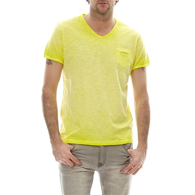 BEST MOUNTAIN T-shirt - jaune