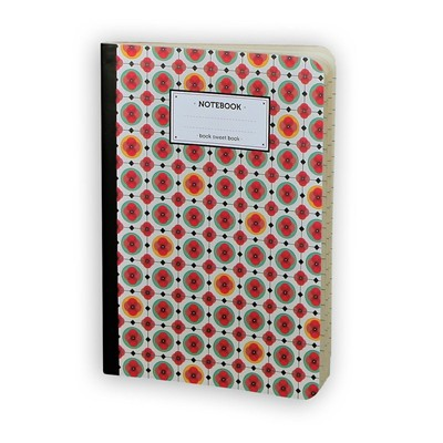 ÉTÉ 36 Set de 3 carnets - multicolore