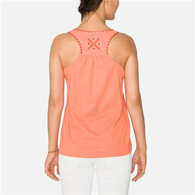 OXBOW Cimbra - Top - orange