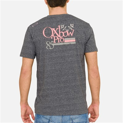 OXBOW Ajasp - T-shirt - plomb