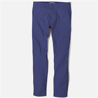 OXBOW Thorond - Pantalon chino - bleu