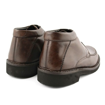 EXCLUSIF PARIS Wind - Bottines en cuir - marron