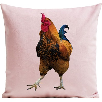 ARTPILO French rooster - Housse de coussin 380 g/m²