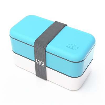 MONBENTO MB Original - Lunch Box - bleu ciel