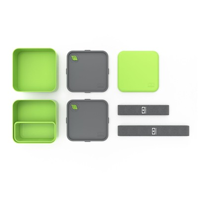 MONBENTO MB Square - Lunch Box - vert