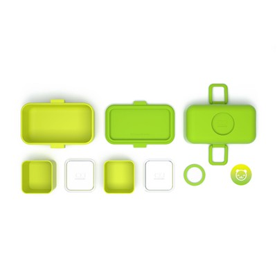 MONBENTO MB Trésor - Lunch Box - Kiwi