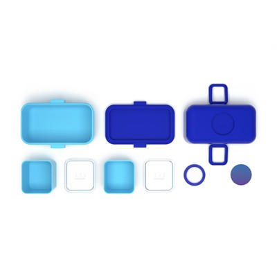 MONBENTO MB Trésor - Lunch Box - Blueberry
