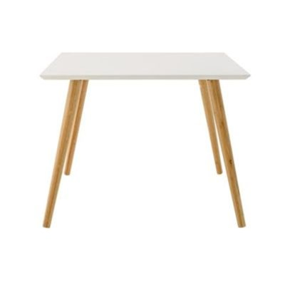 Bloomingville Table d'appoint 60x60x45cm - blanc