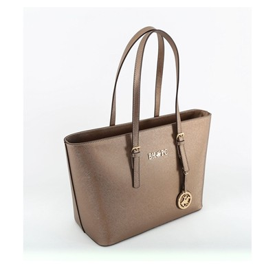 Beverly Hills Polo Club Sac cabas en cuir - camel