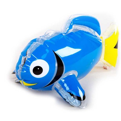 WONDERKIDS Poisson gonflable - multicolore