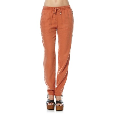Pantalon - brique