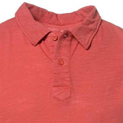 DEELUXE Slow - Polo - rouge