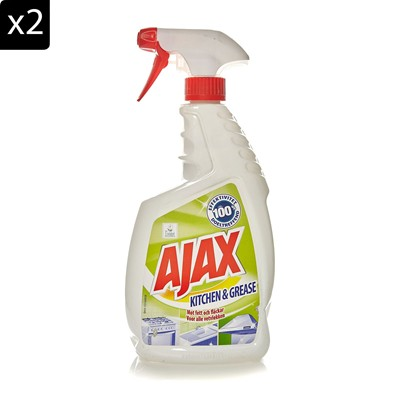 AJAX Lot de 2 Ajax cuisine - 750 ml