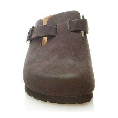 BIRKENSTOCK Boston - Mules - noir