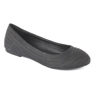 TRENDY TOO Ballerines - noir