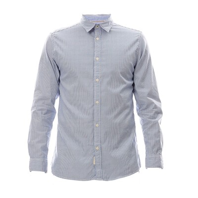 Selected Camisa - a rayas
