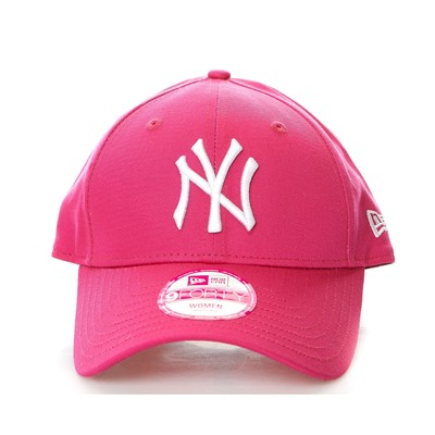 9FORTY MLB League Basic NY Yankees - Casquette - rose