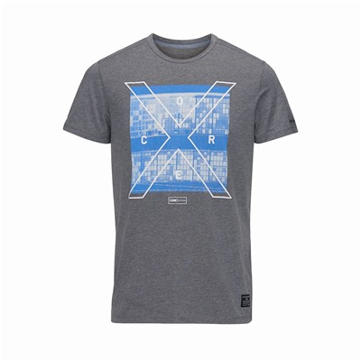 JACK & JONES Square - T-shirt - anthracite