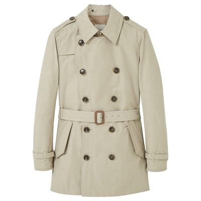 Mango Man Trench - beige