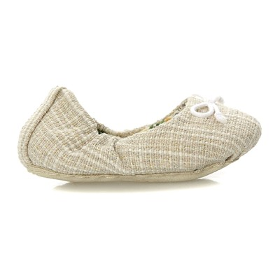 BENETTON Ballerines - doré