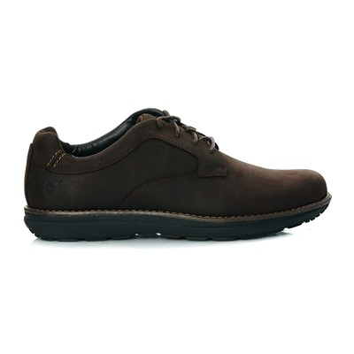 TIMBERLAND BARRETT PT OXFORD DARK BROWN Oxford/Low - Chaussures de ville - brun