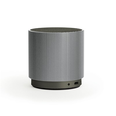 Fine speaker - High Tech - argent