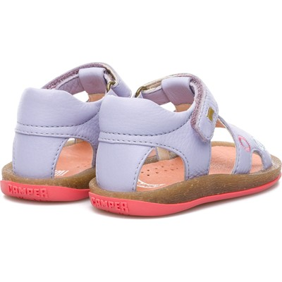 CAMPER TWINS - Baskets/sneakers - pourpre