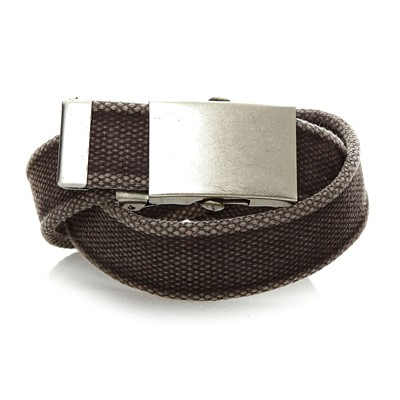 BENETTON Ceinture à sangle coulissante - taupe