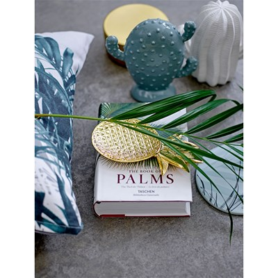 BLOOMINGVILLE Lot de 2 cactus - kaki