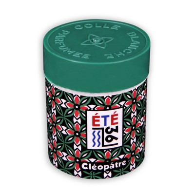 ÉTÉ 36 Set de 5 pots de colle - multicolore