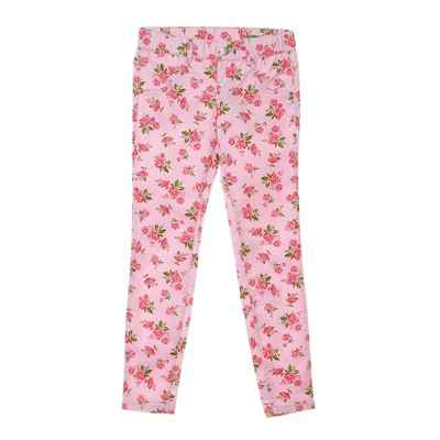 BENETTON Pantalon - rose clair