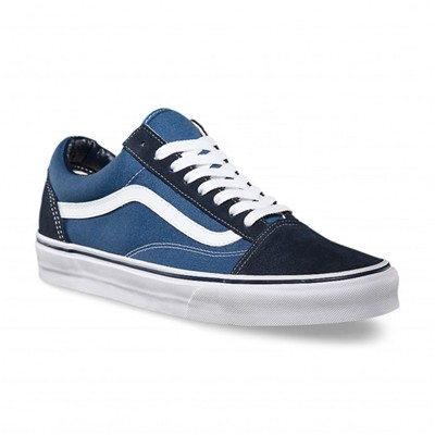 OLD SKOOL - Sneakers - bleu marine