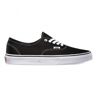 zapatillas Vans Authentic Zapatillas negras