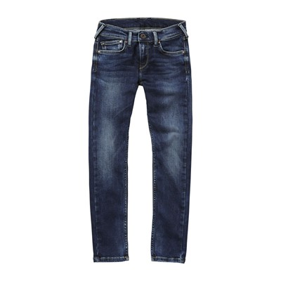 PEPE JEANS LONDON Finly - Jean skinny - denim bleu