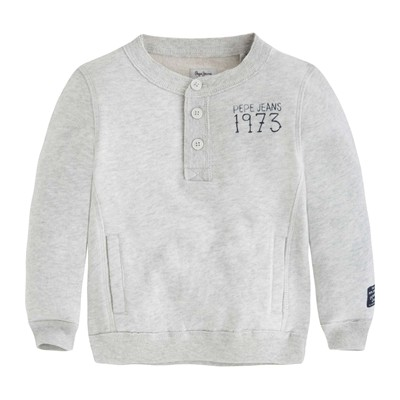 PEPE JEANS LONDON MARC - Sweat-shirt - gris chine