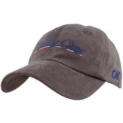 Morning Glory 6 panel - casquette - gris