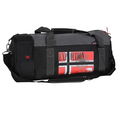 Arctic Expedition - Sac de sport - noir