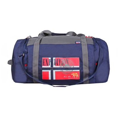 KID'ABORD Arctic Expedition - Sac de Sport - bleu marine