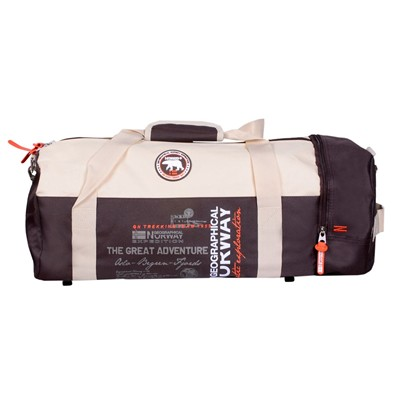 KID'ABORD Arctic Expedition - Sac de sport - marron