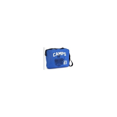 KID'ABORD Camps Casque - Besace - bleu