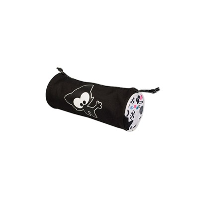 KID'ABORD Chacha - Trousse ronde - noir