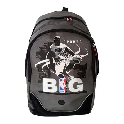 NBA Big - Sac à dos - noir