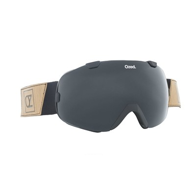 OZED Drop In - Masque de ski - noir