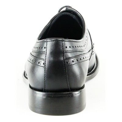 UOMO Derbies en cuir - noir