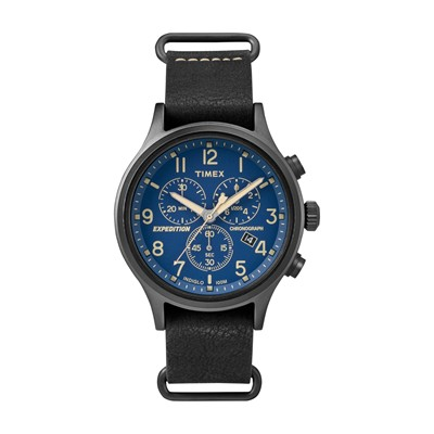 Expedition Field - Montre en nylon - noir
