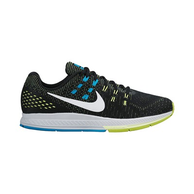 NIKE Air Zoom Structure 19 - Baskets - noir