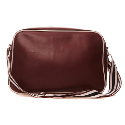 BEN SHERMAN Original Target Flight Bag - Sac de voyage - bordeaux
