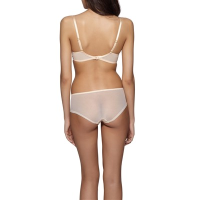 GOSSARD Luscious - Soutien-gorge push-up plunge - Blush/Gold