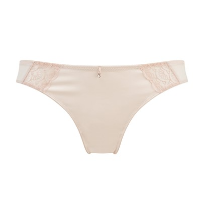 GOSSARD Luscious - String - Blush/Gold