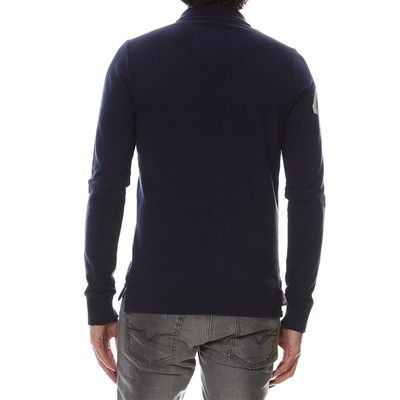 SUPERDRY Super State - Polo - bleu marine